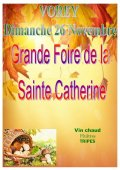 "Affiche S<sup class=""typo_exposants"">te</sup> Catherine 2017"